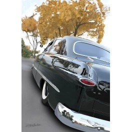 1949 Ford Shoebox Hot Rod Art
