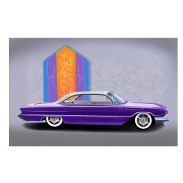 Buick Invicta automotive art
